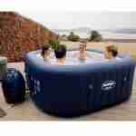 are inflatable spas any good