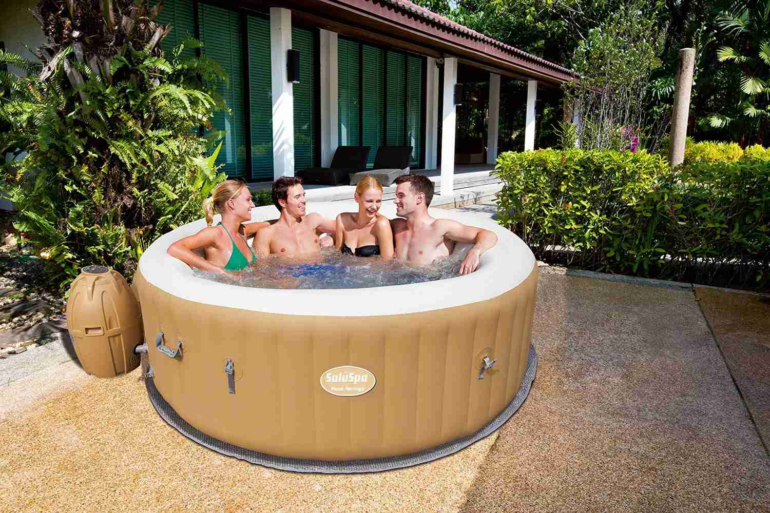 Best Portable Hot Tub Choices of 2018 - Best Hot Tub Reviews